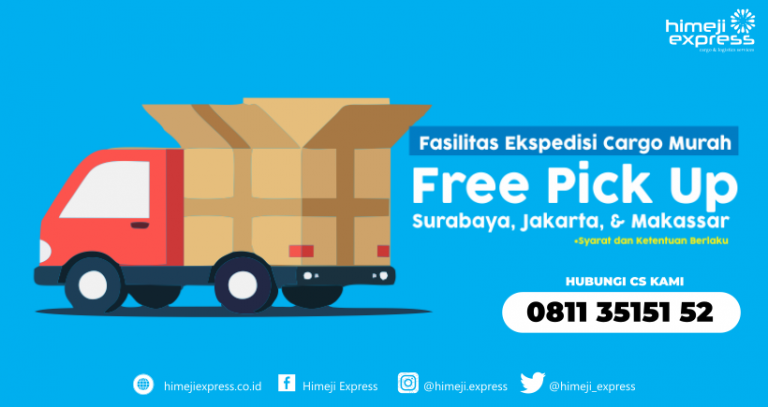 Free Pick Up Ekspedisi